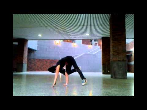 Practice 2013.4.17 Bboy Youzi video