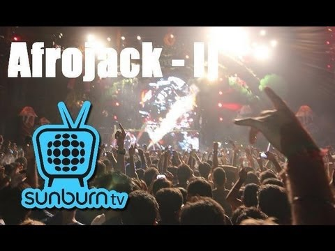 Afrojack at Sunburn Noida - Full Set Part 2
