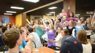 Belmont University Disney Flashmob!