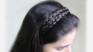 Quick & Easy Braided Hairstyles | How to make Braids Hair Style | Braid Hair Tutorial