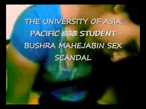 The University Of Asia Pacific Student Sex Scandal video