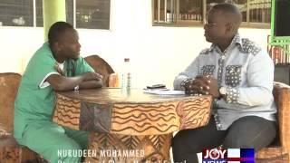 Nurudeen Mohammed - Personality Profile Friday on Joy News (22-8-14)