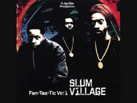 Slum Village - Forth & Back, Rock Music