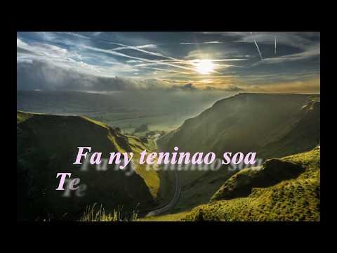 ANDRIAMANITRA TSITOHA - Ndriana RAMAMONJY - Karaoke thumbnail
