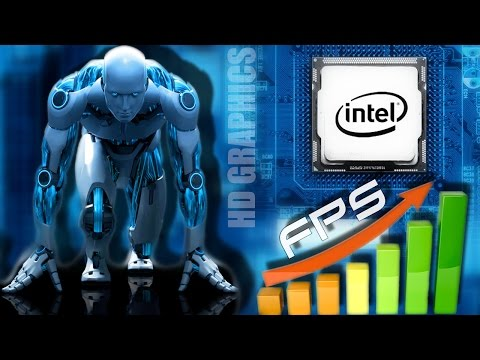 SUCK EVERY DROP OF INTEL GRAPHICS (2000/3000/4000) [INCREASE FPS]