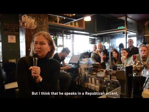 Tzipi Livni refers to Netanyahu's English