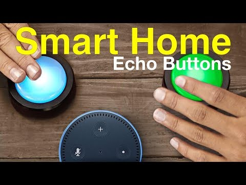 Amazon Echo Buttons - Play Along With Alexa Plus Giveaway