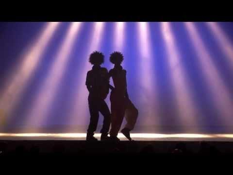 מופע ריקוד מדהים