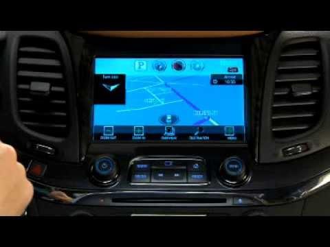 2014 Chevrolet Mylink Impala Silverado Corvette How To