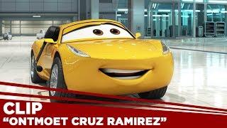 Disney•Pixar Cars 3 - Clip: 'Ontmoet Cruz Ramirez' (NL gesproken) - Disney NL