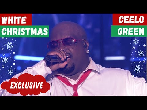 "CeeLo Green - ""White Christmas"" [Live]"