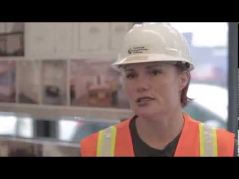 Portland Community College Internship Program with Hoffman Construction