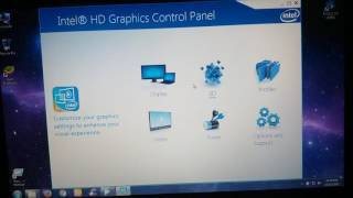 How to setup switchable graphics in hp 450 probook