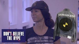 A$AP Rocky X CK Trucker Jacket : Don't Believe the Hype