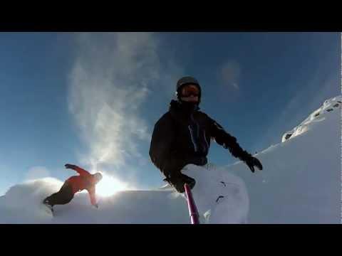 GoPro Hero3: Heliboarding 2013 Pemberton, Canada