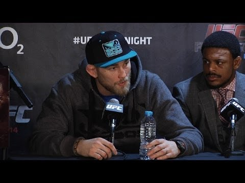 Fight Night London: Post-Fight Press Conference Highlights
