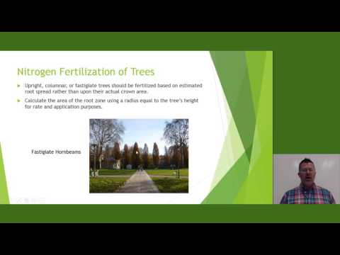 Fertilizing the Landscape