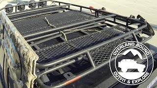 Overland Bound: Roof Rack Review