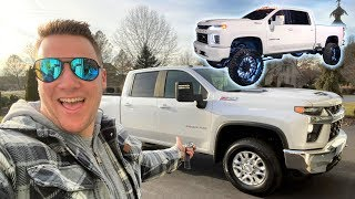 HOW MUCH I PAID FOR MY CUSTOM ORDER 2020 DURAMAX!!! Ft. LBZ Rust Issues...