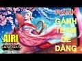 Sức mạnh của AIRI KIEMONO mùa 7 - Leo rank dễ dàng - Hướng dẫn chơi Airi Liên quân Mobile thumbnail