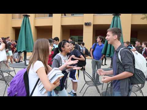 Sage Hill School 2014-2015 First Day! - 08/29/2014