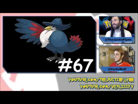 Top 100 Competitive Pokemon (6th Gen - X and Y): 70-61