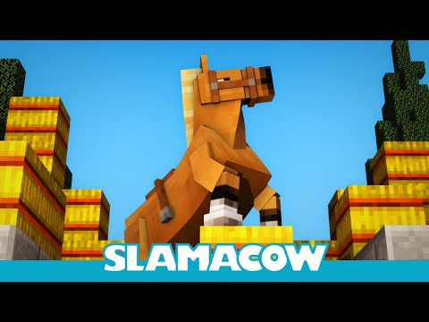 Hay's for Horses - A Minecraft Animation