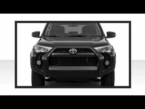 2018 Toyota 4Runner Video