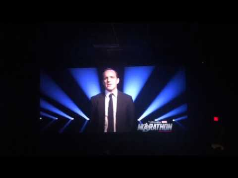 Marvel Marathon - Agent Coulson Introduces Thor