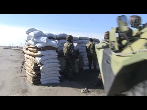 Russians Have Invaded And Occupied Crimea Ukraine, March 4 2014