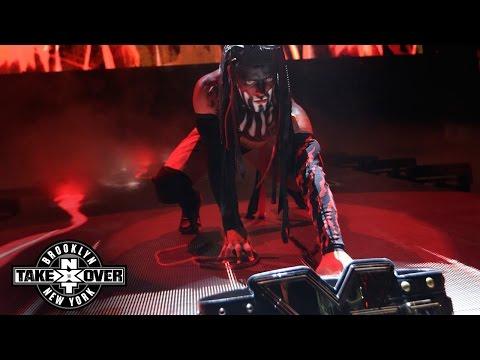 WWE Network: Finn Bálor unleashes the demon in Brooklyn: NXT TakeOver: Brooklyn