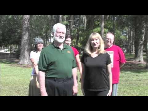 Drs. Hall Ice Bucket Challenge at Florida Gateway College
