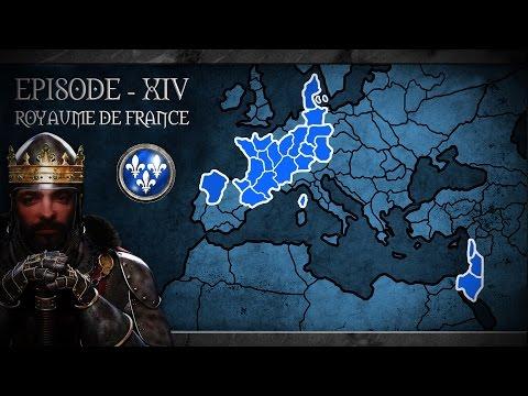 MEDIEVAL II TOTAL WAR [SAISON 1] : FRANCE Ch.12 ~ La Fureur des Lys