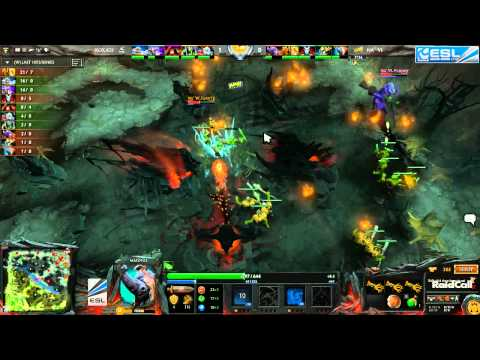 RaidCall EMS One - GrandFinal - NaVi vs RoX.KIS Game 1