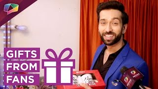 Nakul Mehta receives love from his fans | Gift Segment | India Forums