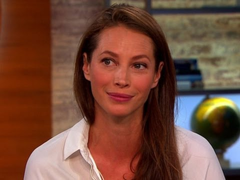 Christy Turlington Burns on her effort to save mothers