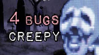 4 BUGS EFFRAYANTS DE JEUX VIDEO  BUG ZONE TOP]