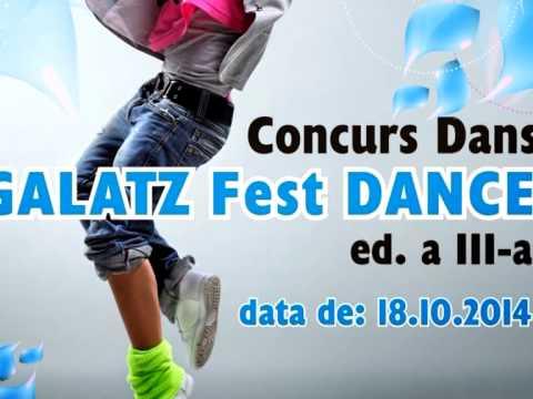 Știre Etv - Galatz Fest Dance 2014!