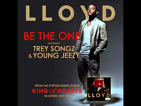 Lloyd Ft. Trey Songz   Young Jeezy -- Be The One video