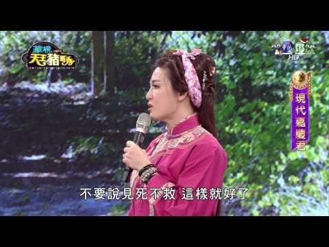 20161218華視天王豬哥秀-現代嘉慶君