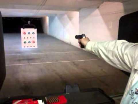 Jimenez arms ja9. range test