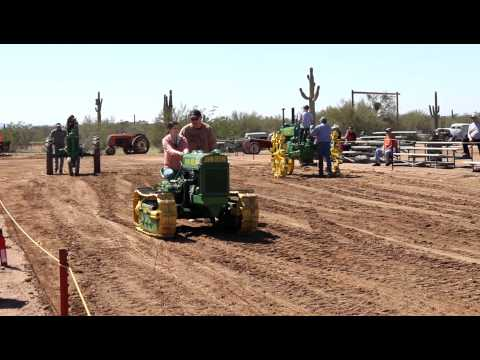 Antique Tractor Show Apache Junction, AZ 1