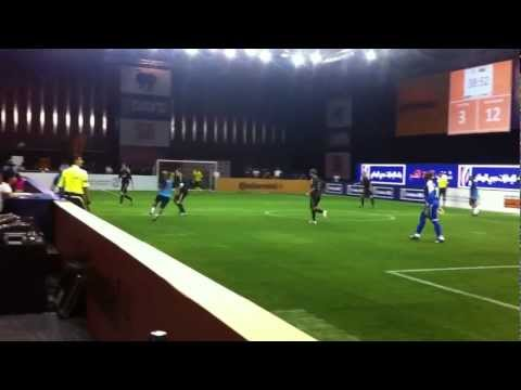 Dubai Football Championship 2012 - Real Madrid vs UAE Stars