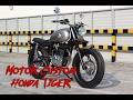 Motor Custom Basic Honda Tiger thumbnail