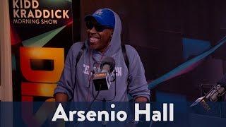 Arsenio Hall In Studio