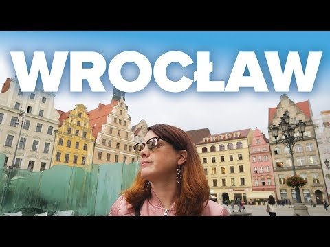 Spend A Day In Wrocław. Our Last Day In Poland.