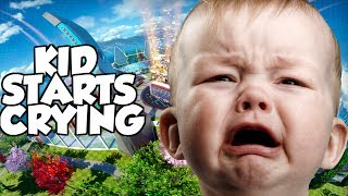 "BO3: ANGRIEST KID EVER STARTS CRYING! ""BLACK OPS 3 TROLLING"""