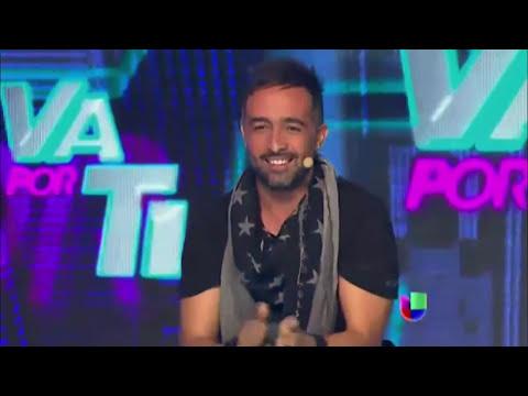 Dulce María - Llorar (feat. José Enrique) live at Va Por Ti