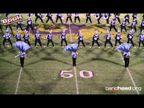 West St. Mary High School Band - Lutcher BOTB 2011