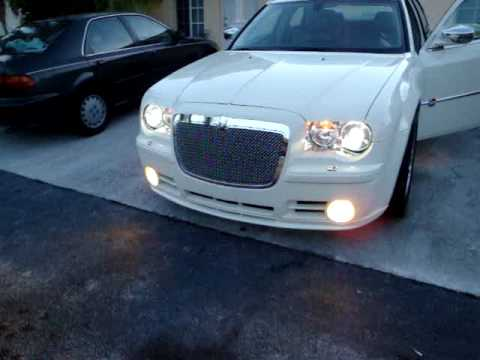 Sidewinder Cam on Chrysler 300c Hemi 5.7 Video